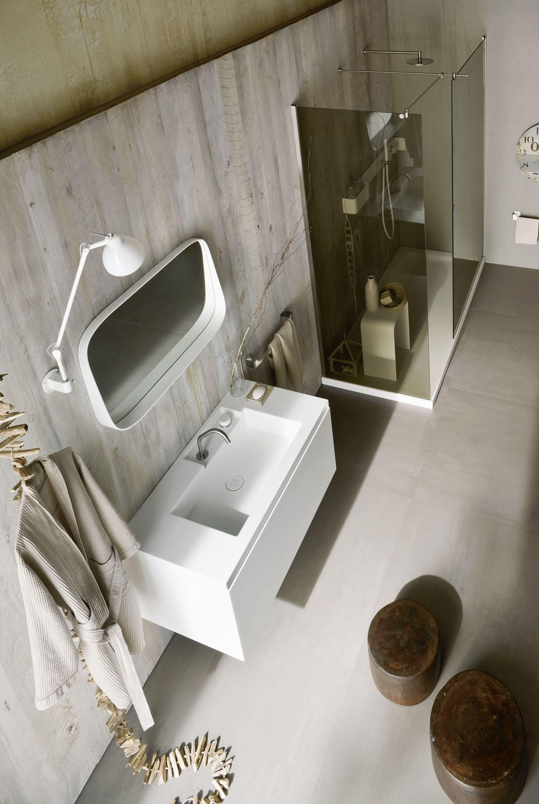 ergo nomic waschbecken mit schublade waschtische von rexa design architonic. Black Bedroom Furniture Sets. Home Design Ideas