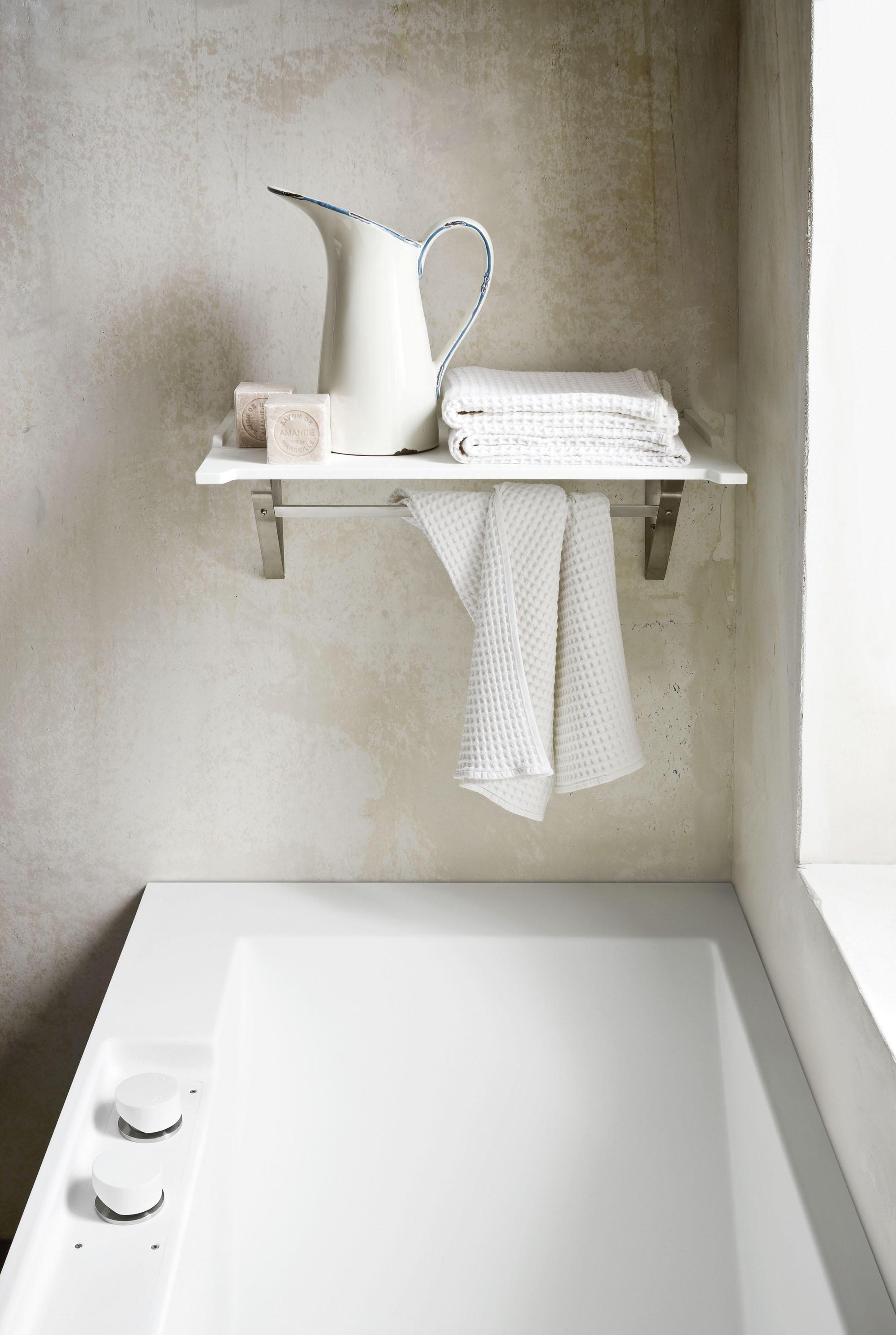 Bagno da vasche disegno - Mensole bagno plexiglass ...