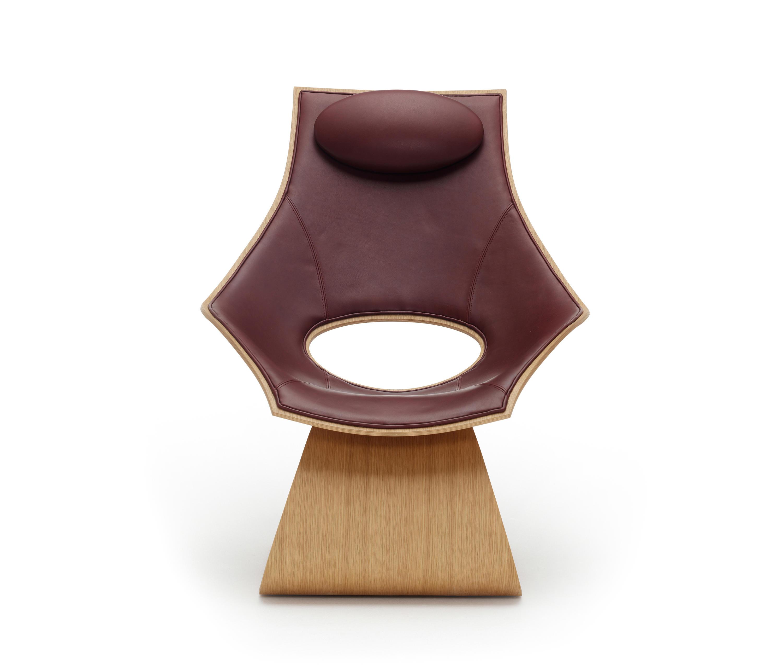 TA001 DREAM CHAIR Lounge chairs from Carl Hansen & S¸n