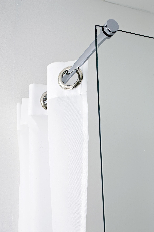 Boma doccia piatti e chiusure cabine doccia rexa design architonic - Tenda doccia design ...