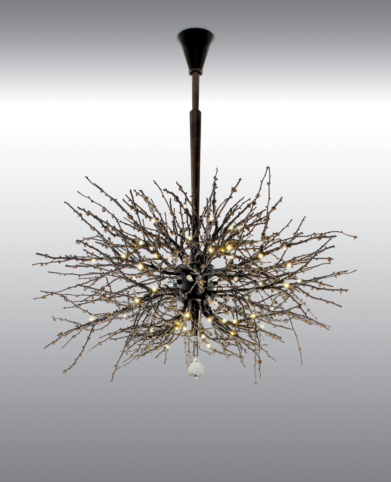 Twig Chandelier Ceiling Suspended Chandeliers From