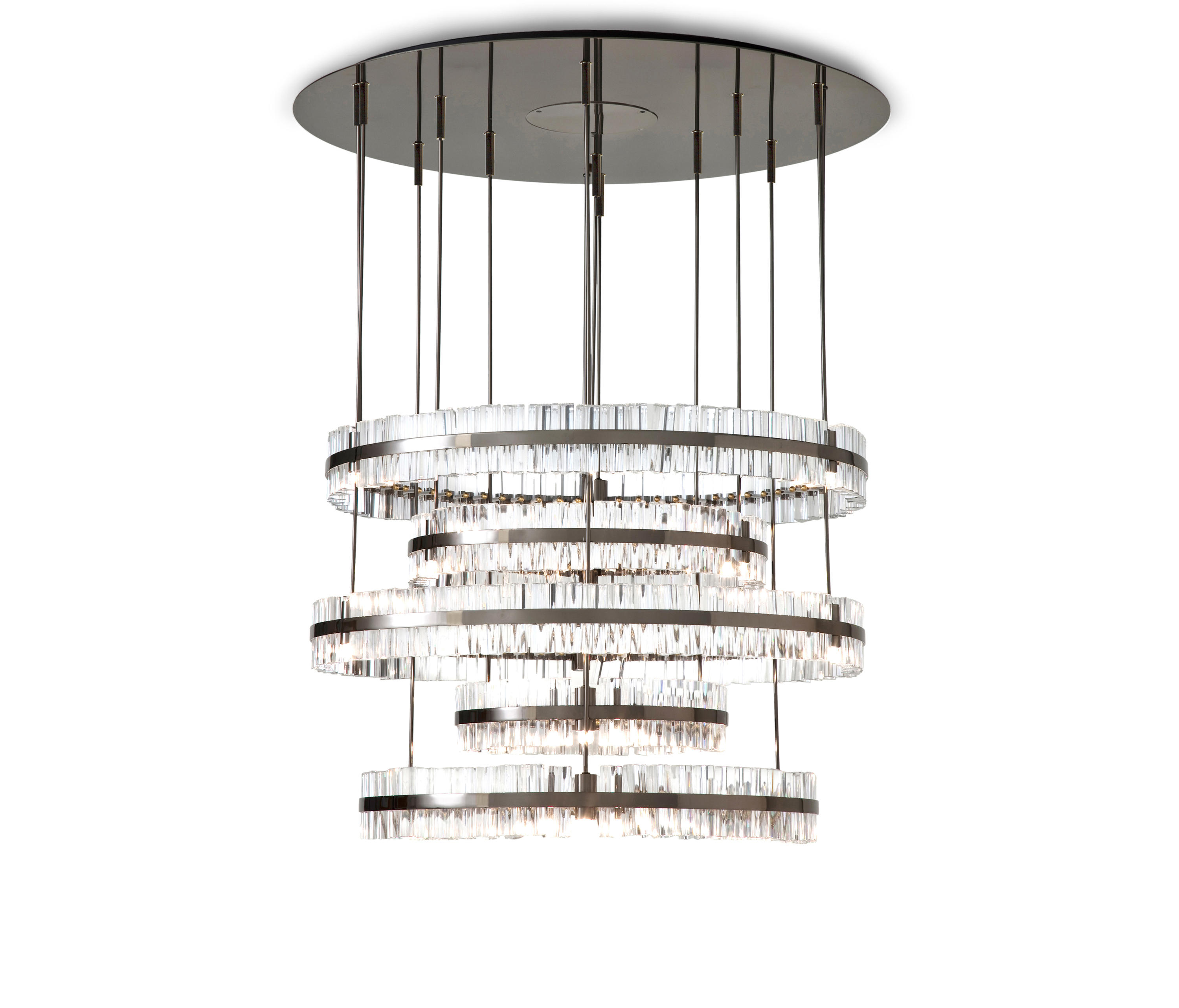 Crono chandelier ceiling suspended chandeliers from baroncelli crono chandelier by baroncelli ceiling suspended chandeliers arubaitofo Images