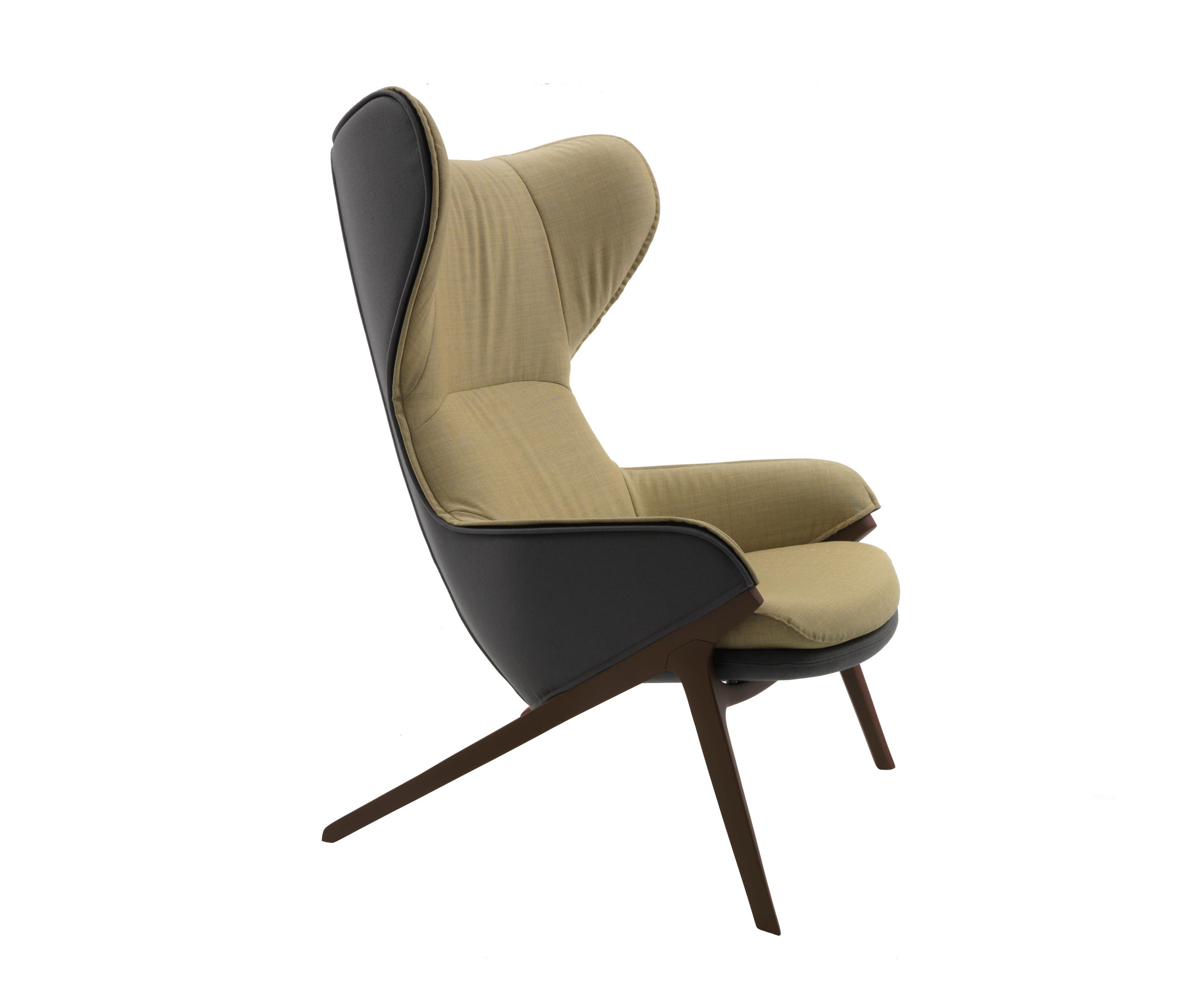 P22 Lounge Chairs From Cassina Architonic