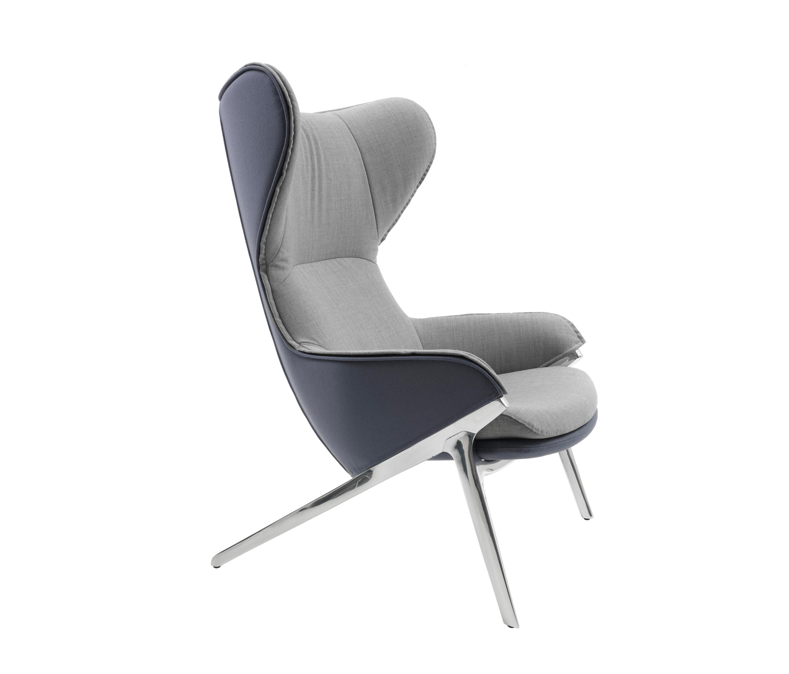 P22 Lounge chairs from Cassina