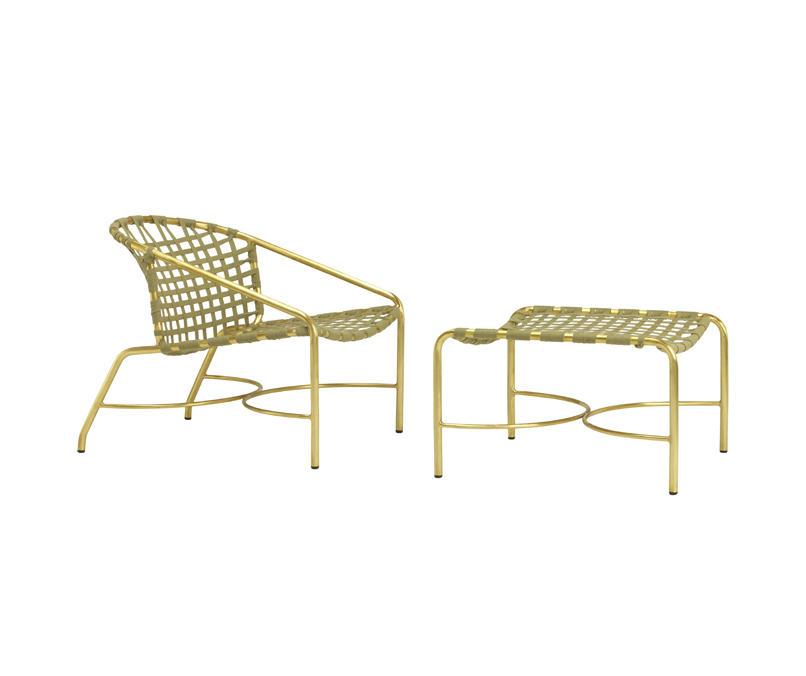 Wondrous Kantan Ii Lounge Chair Ottoman Architonic Evergreenethics Interior Chair Design Evergreenethicsorg