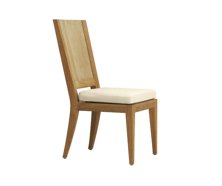 Marin Side Chair By Brown Jordan | Chairs