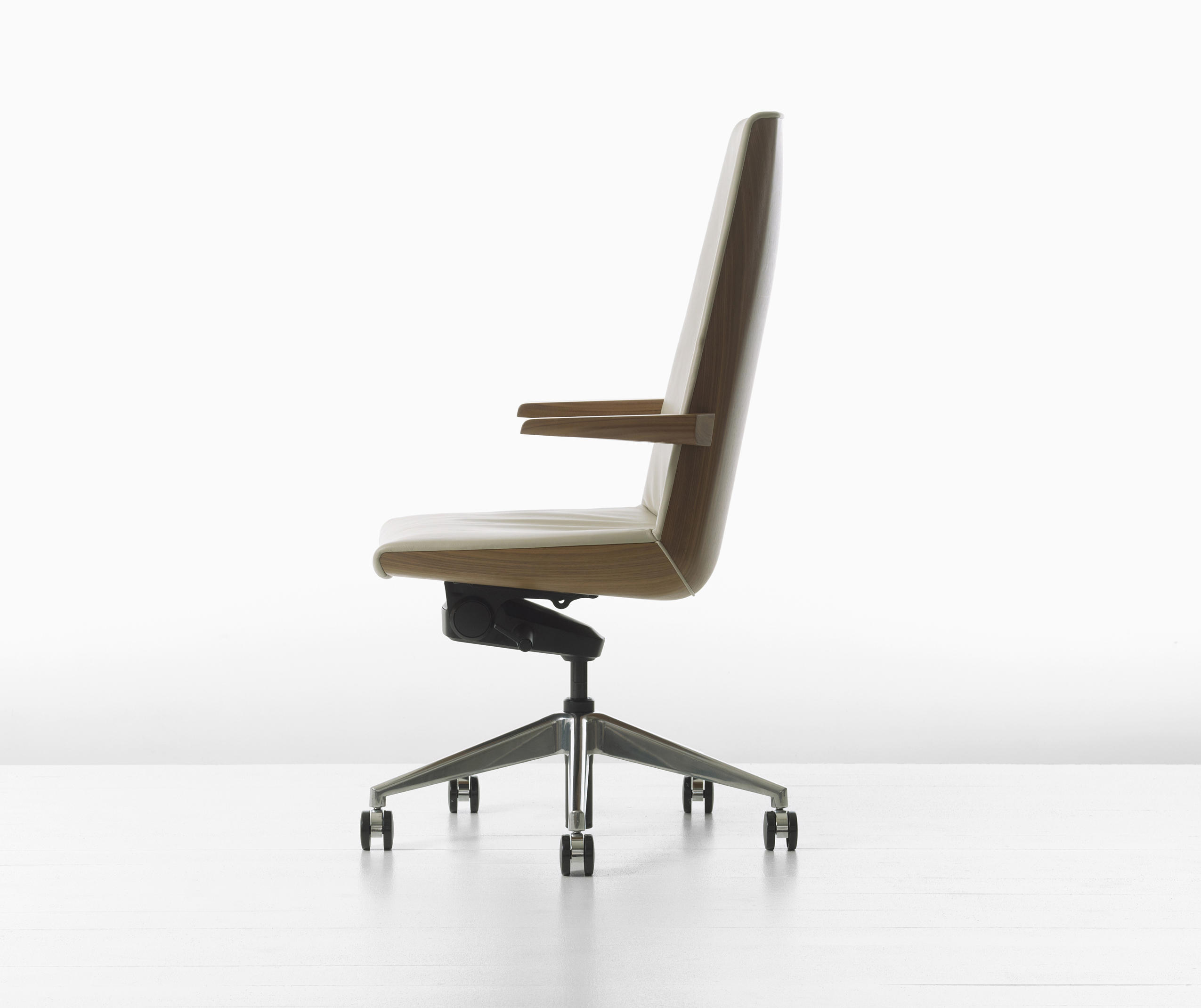 ... Clamshell Conference Highback Armchair By Geiger | Conference Chairs Gallery