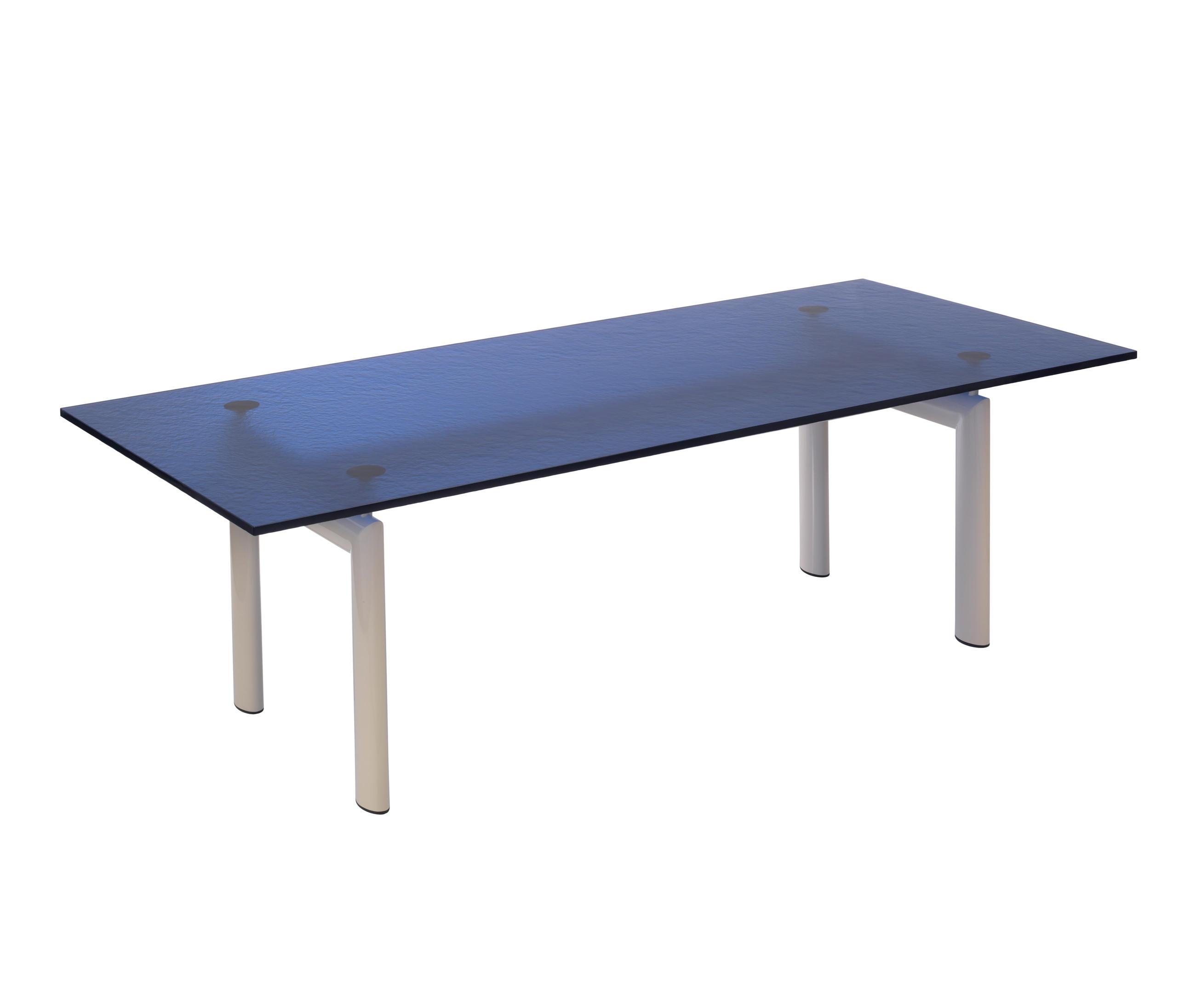 Lc6 table scrivanie direzionali cassina architonic - Table le corbusier lc6 ...