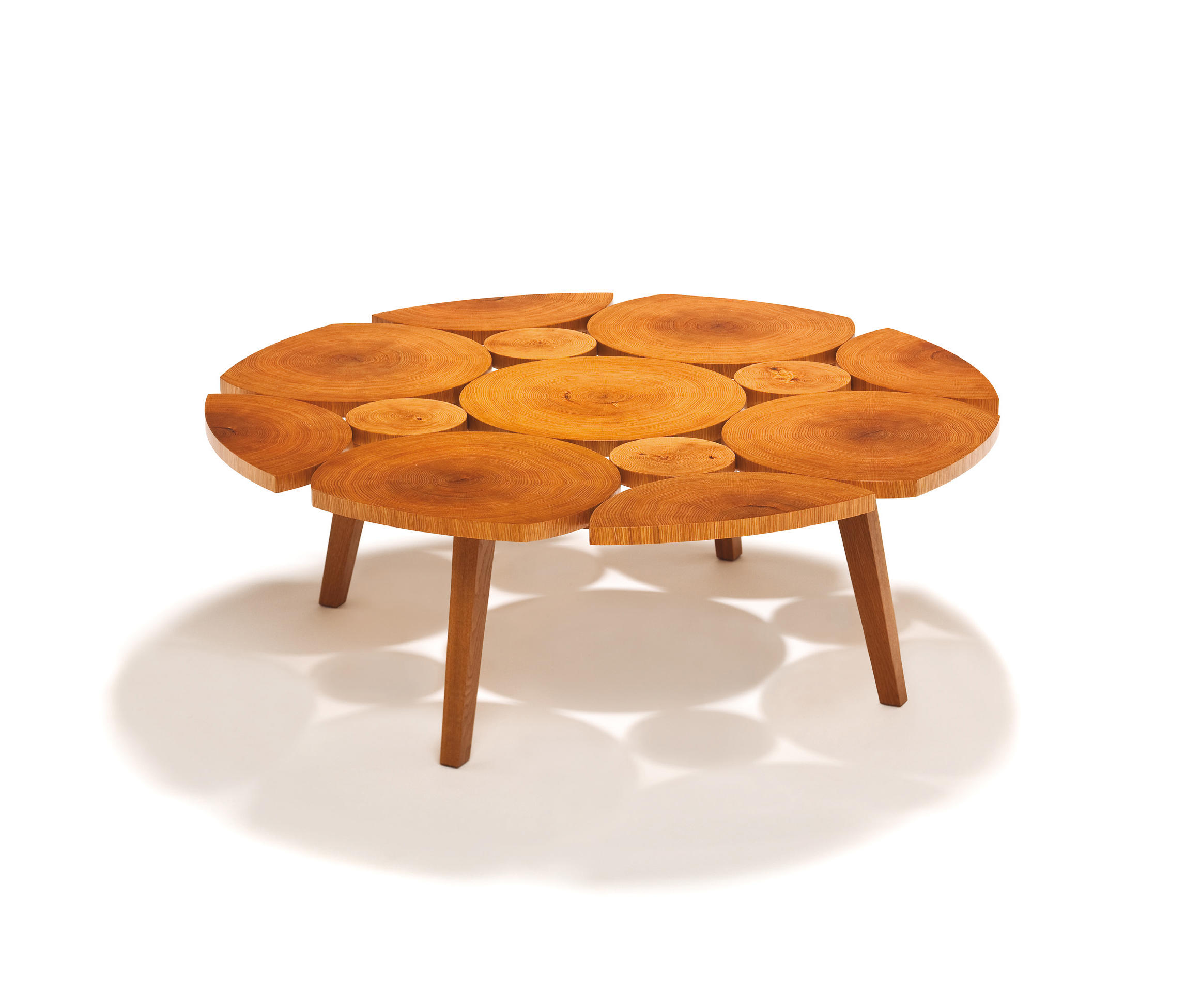 End Grain Coffee Table 3 By Sandback Tables