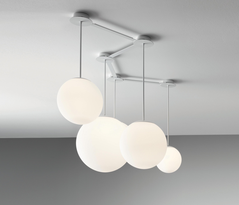 Tende Per Soffitti Inclinati multiball - lampade sospensione modo luce | architonic