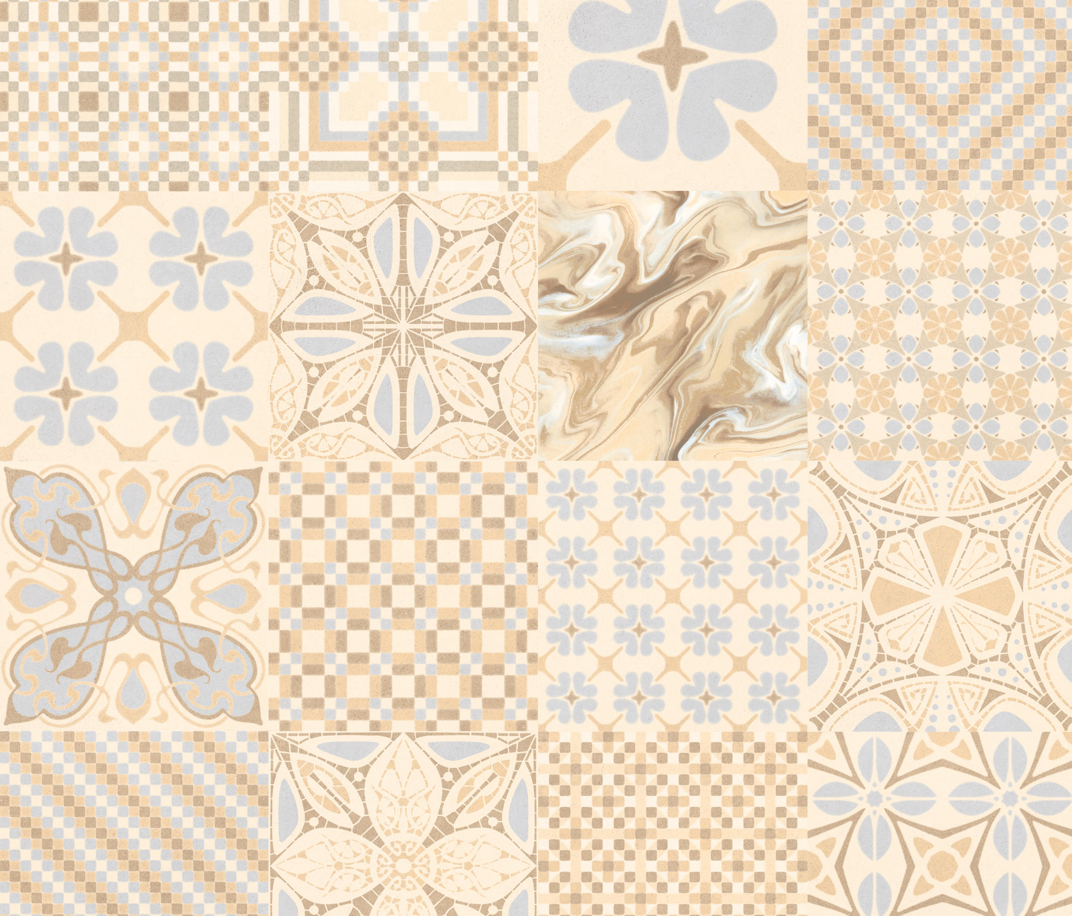 1900 tassel crema floor tiles from vives cer mica - Vives ceramica ...