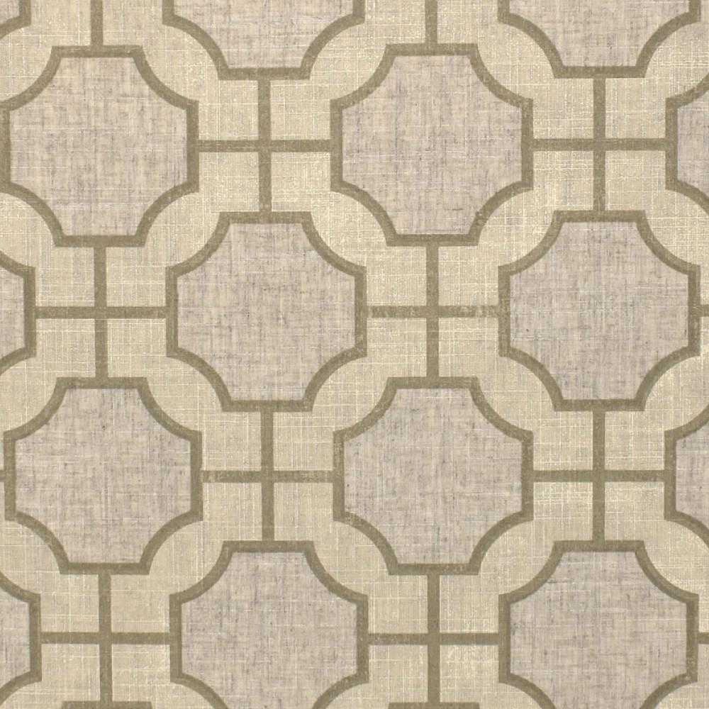 Imperial Gates Cream and Champagne by Phillip Jeffries | Wall coverings / wallpapers
