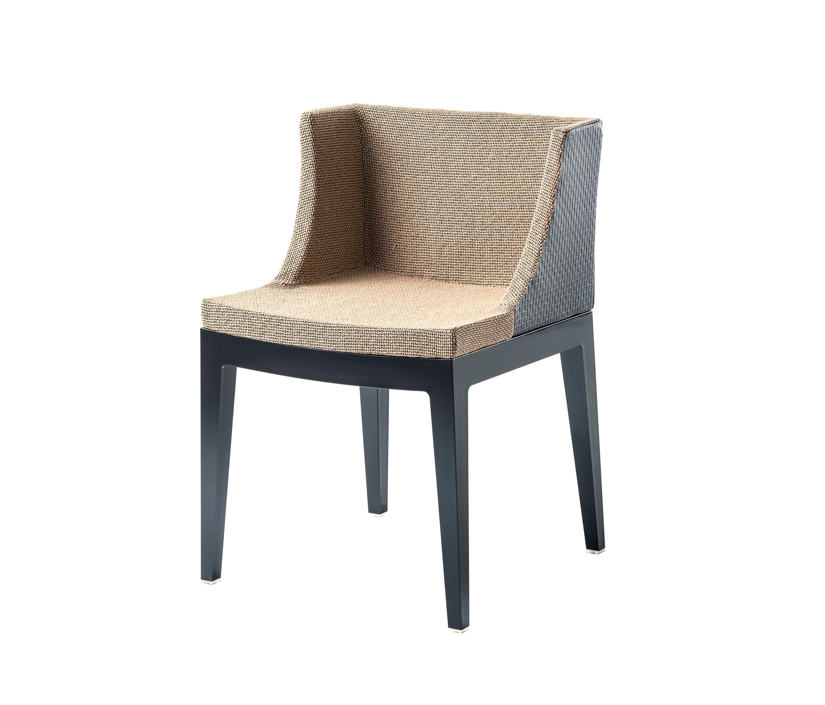 mademoiselle kravitz restaurantst hle von kartell. Black Bedroom Furniture Sets. Home Design Ideas
