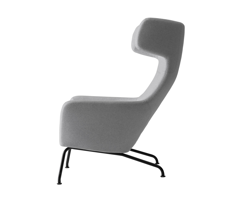 havana wing loungesessel von softline a s architonic. Black Bedroom Furniture Sets. Home Design Ideas