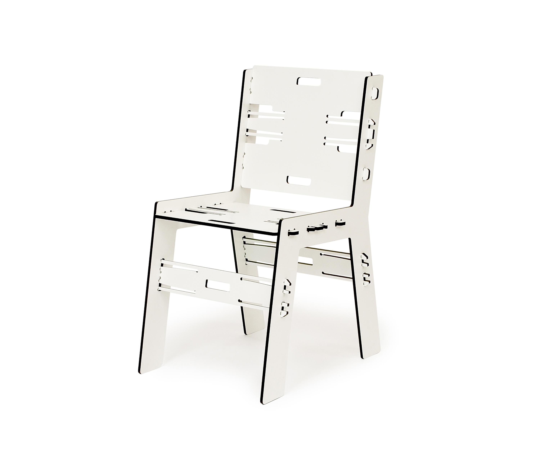 Elegant CLICDINERCHAIR TRESPA By PeLiDesign   Garden Chairs
