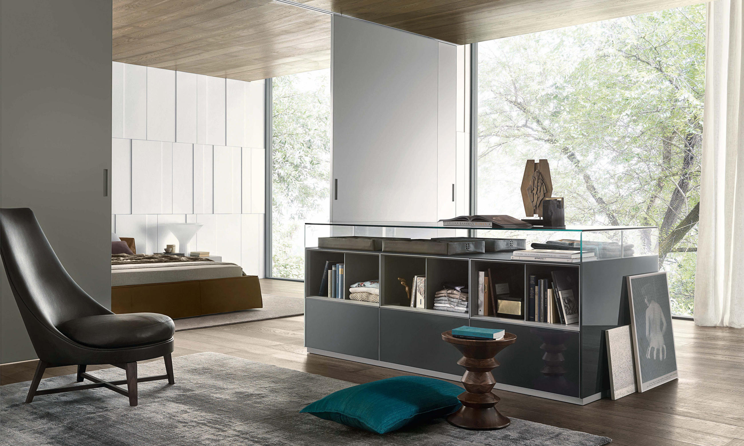 Dolmen sideboards from rimadesio architonic - Rimadesio mobili ...