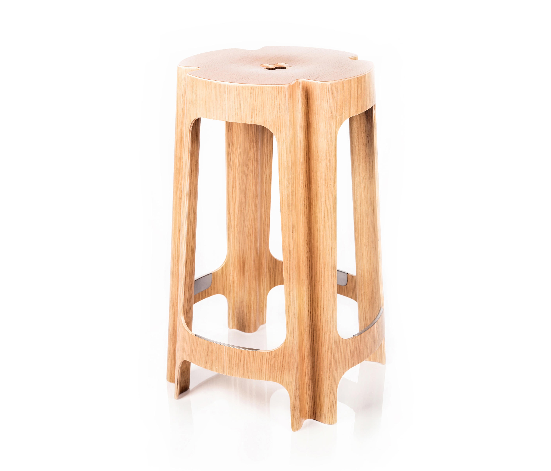 Bloom Bar Low By Riga Chair | Bar Stools