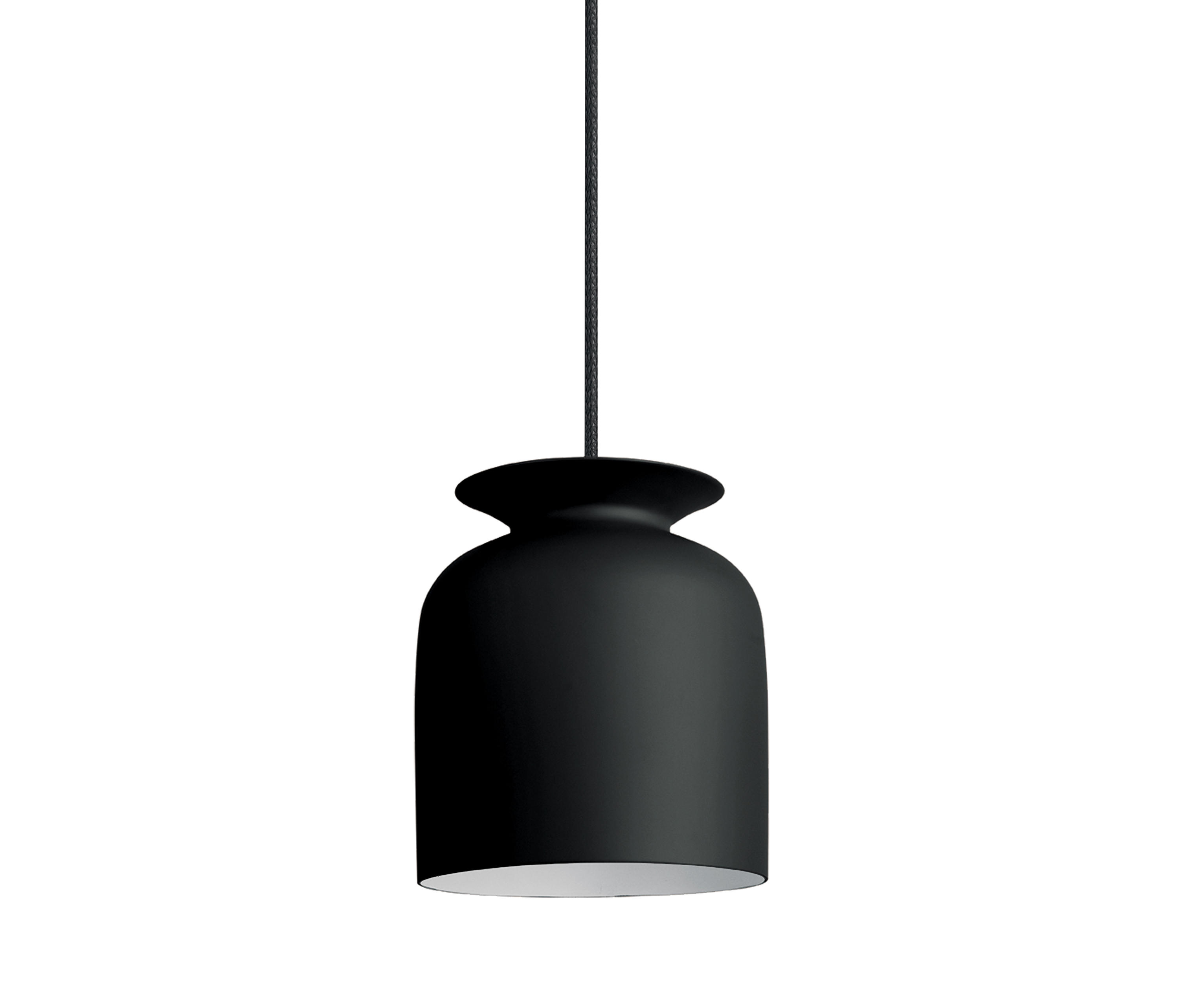 Ronde Pendant S Charcoal Black General Lighting From