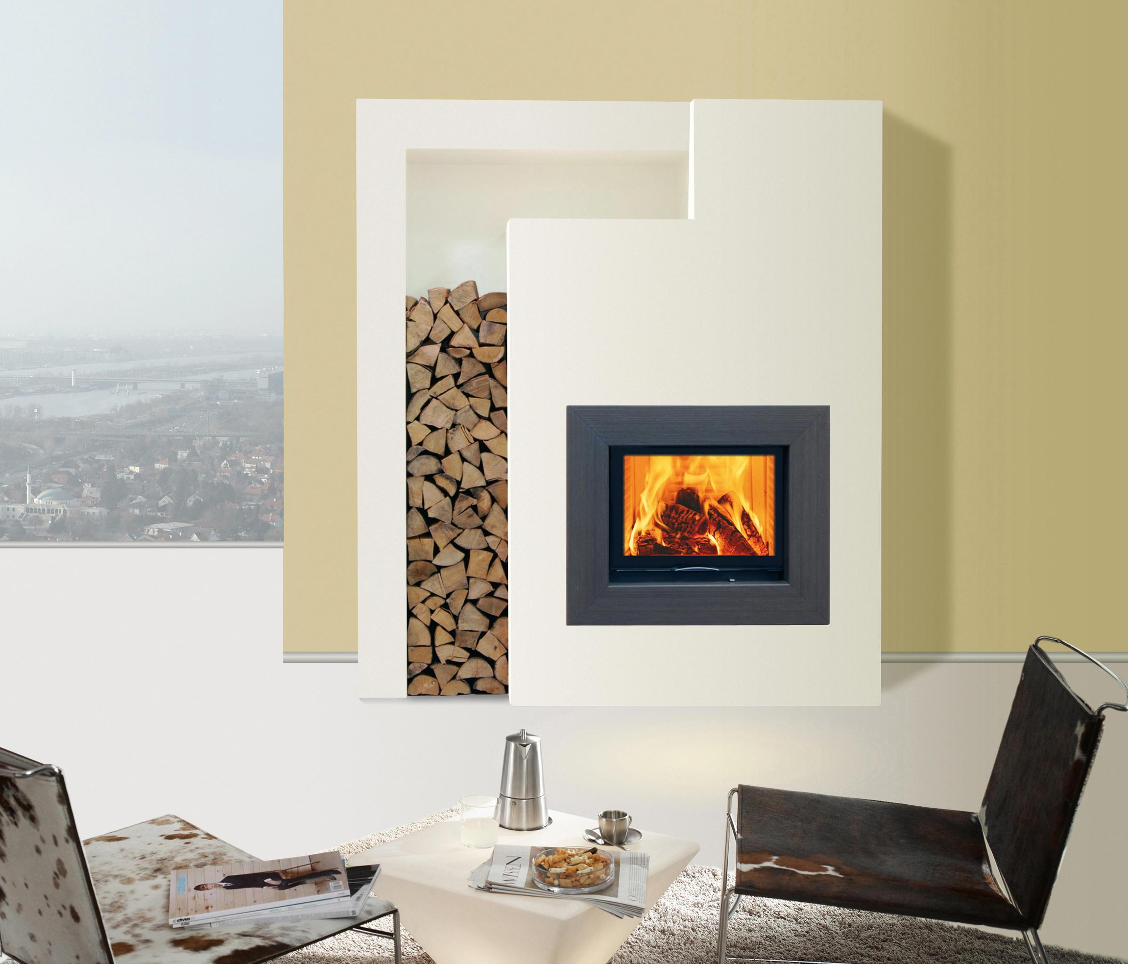 65k Fireplace Inserts From Austroflamm Architonic