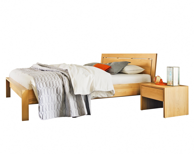 lunetto letto letti matrimoniali team 7 architonic. Black Bedroom Furniture Sets. Home Design Ideas