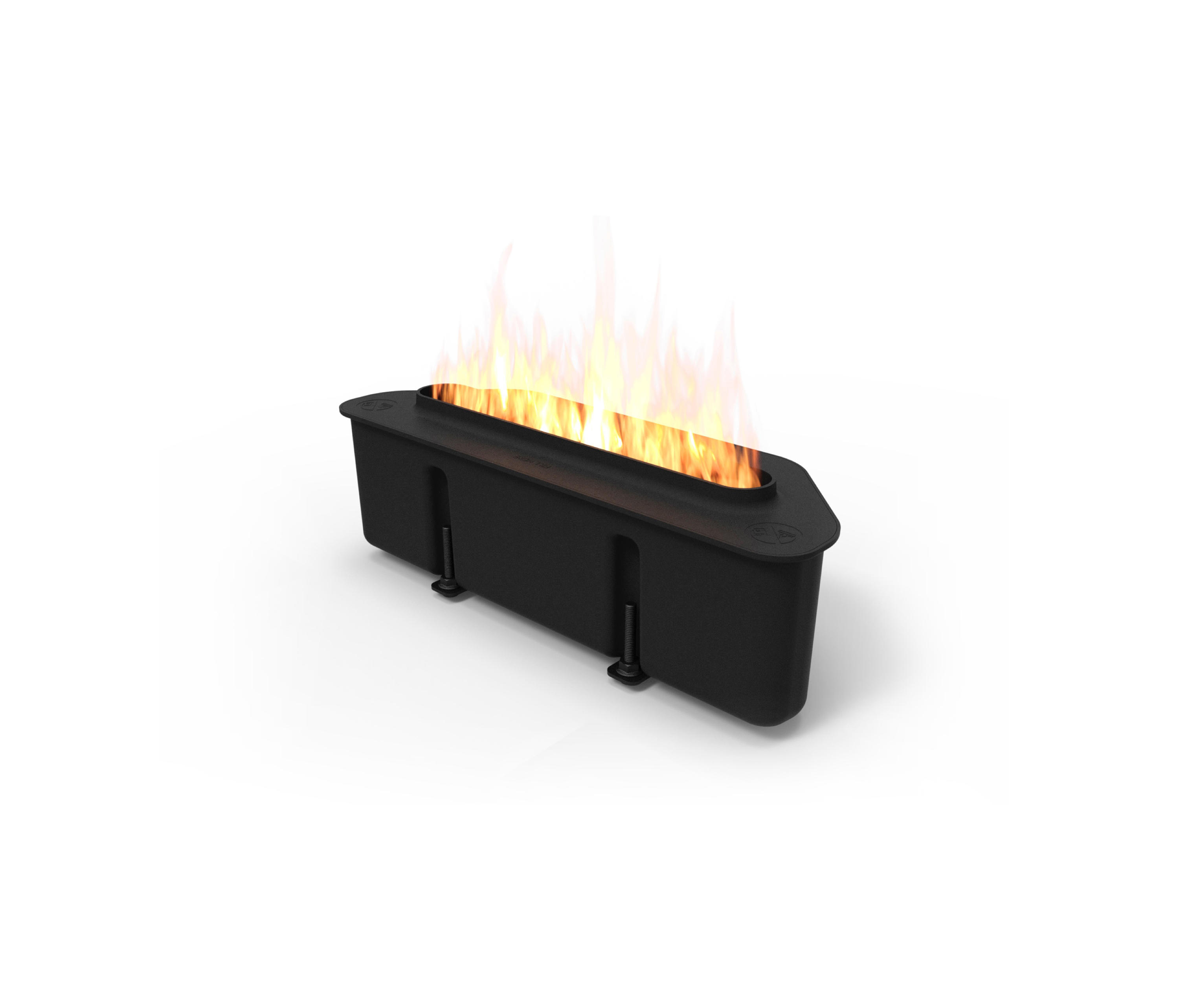 Vb2 Open Fireplaces From Ecosmart Fire Architonic