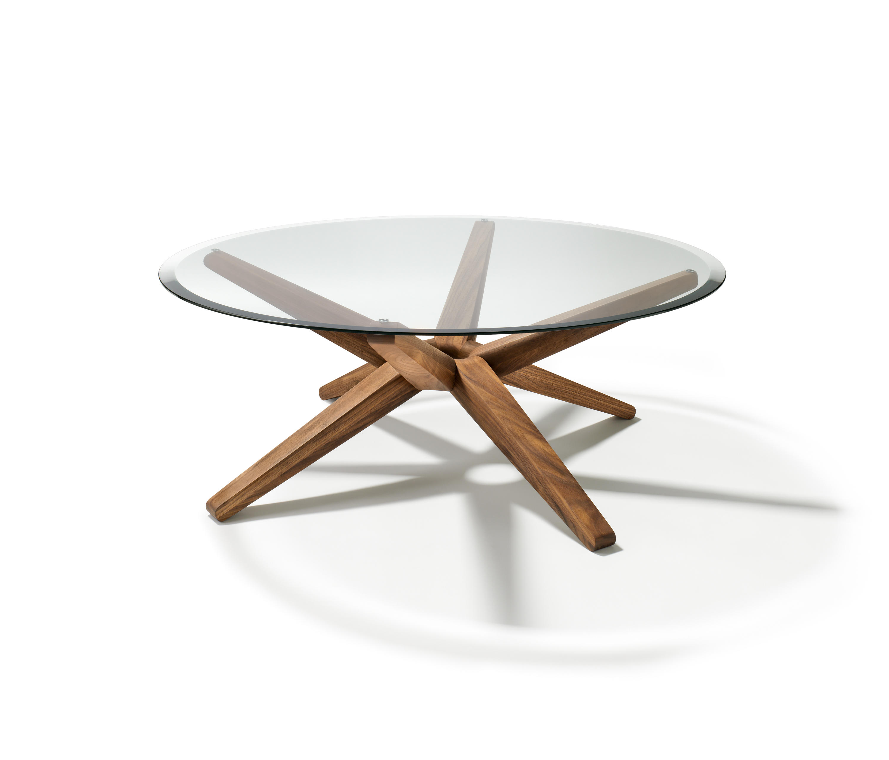 Stern table basse tables basses de team 7 architonic for Design couchtisch hn 777