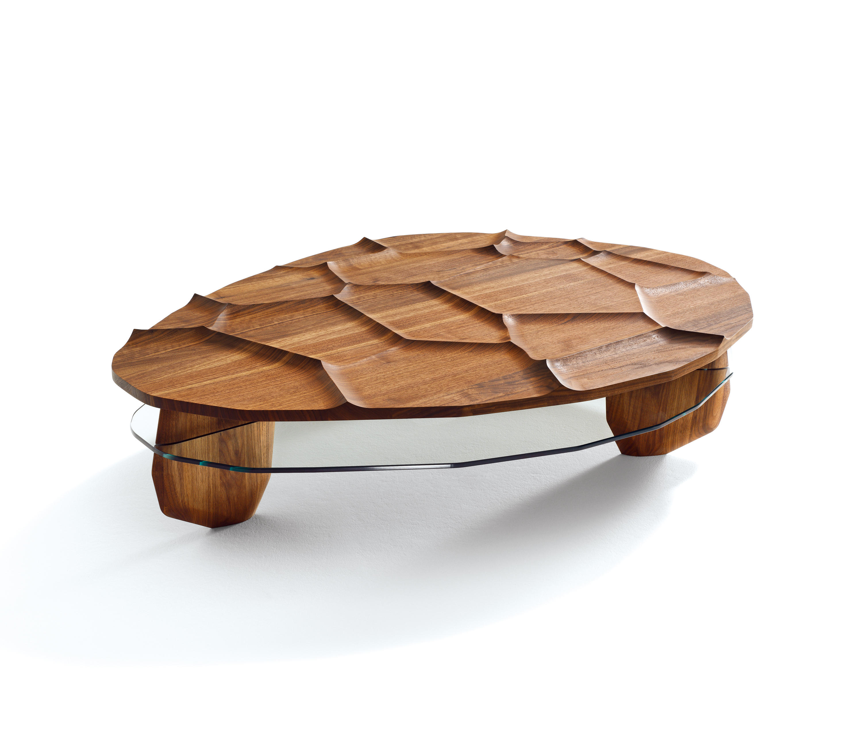 ROCK & ROLL COFFEE TABLE Lounge tables from TEAM 7