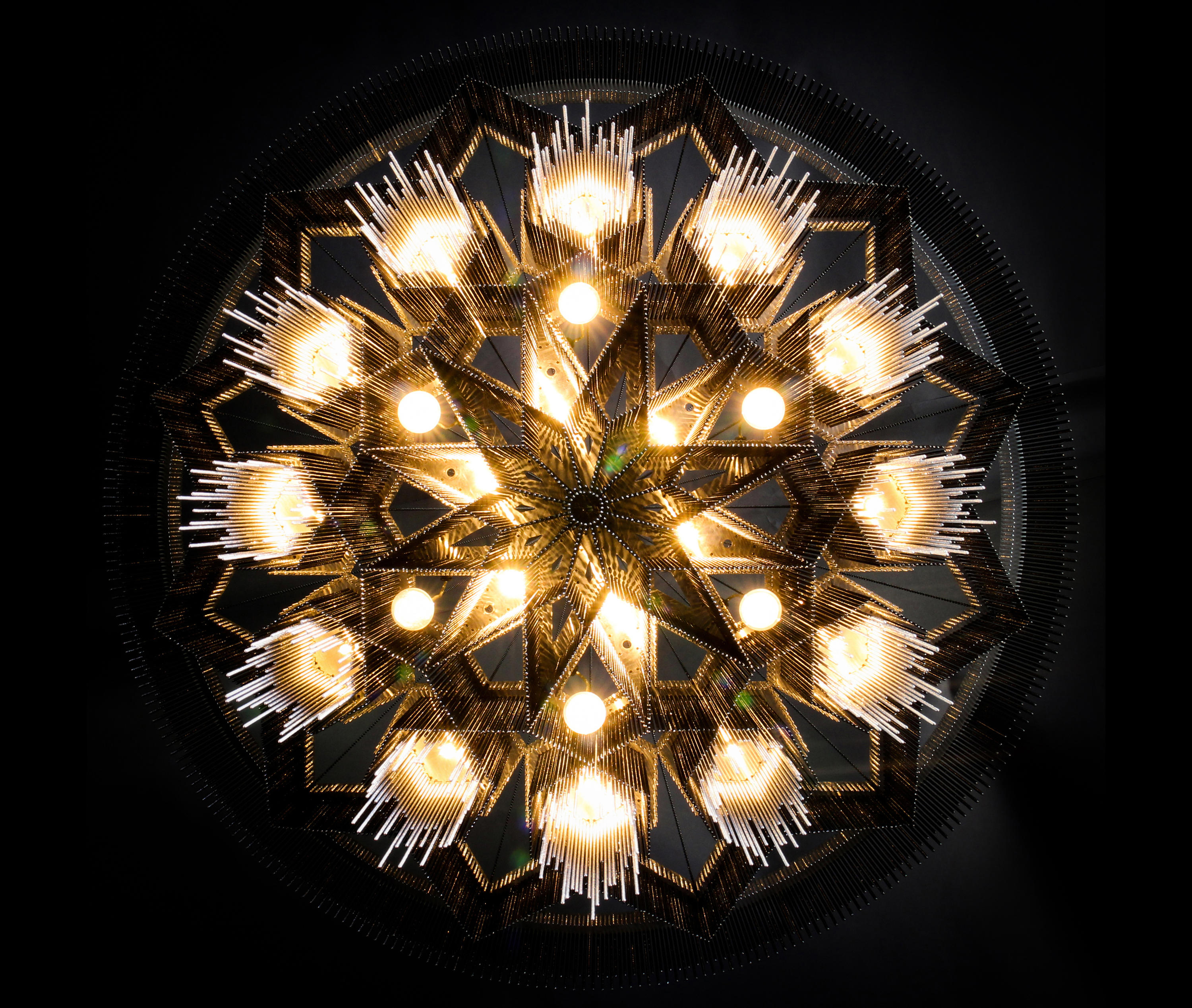 Mandala No 2 1000 Ceiling Ceiling Lights From