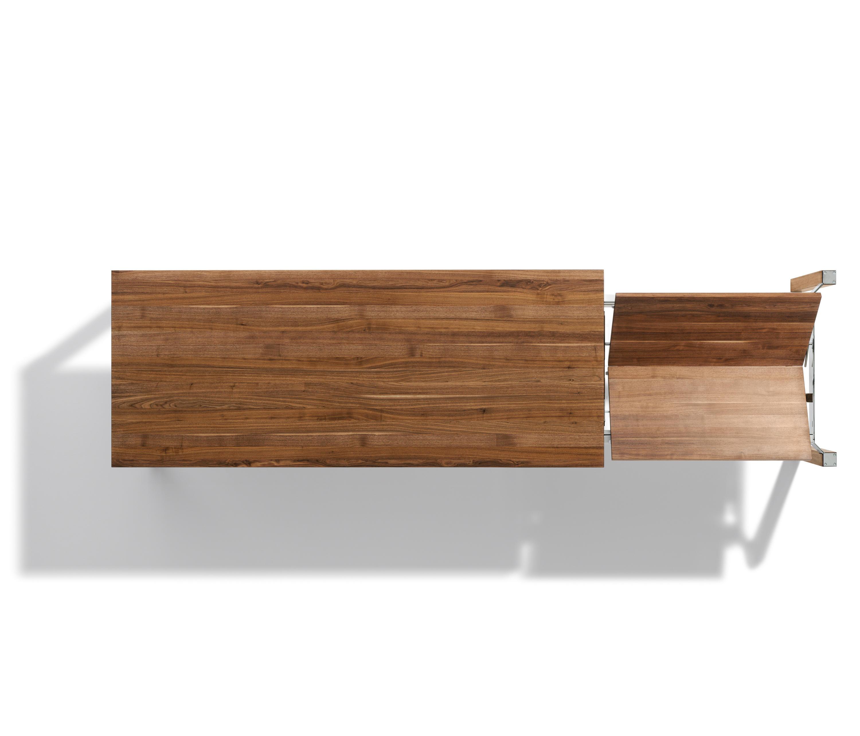 cubus plus auszugstisch esstische von team 7 architonic. Black Bedroom Furniture Sets. Home Design Ideas