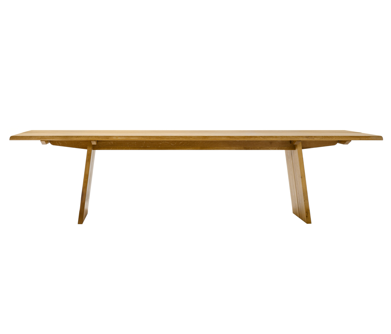 Nox Table Fixe Tables De Repas De Team 7 Architonic