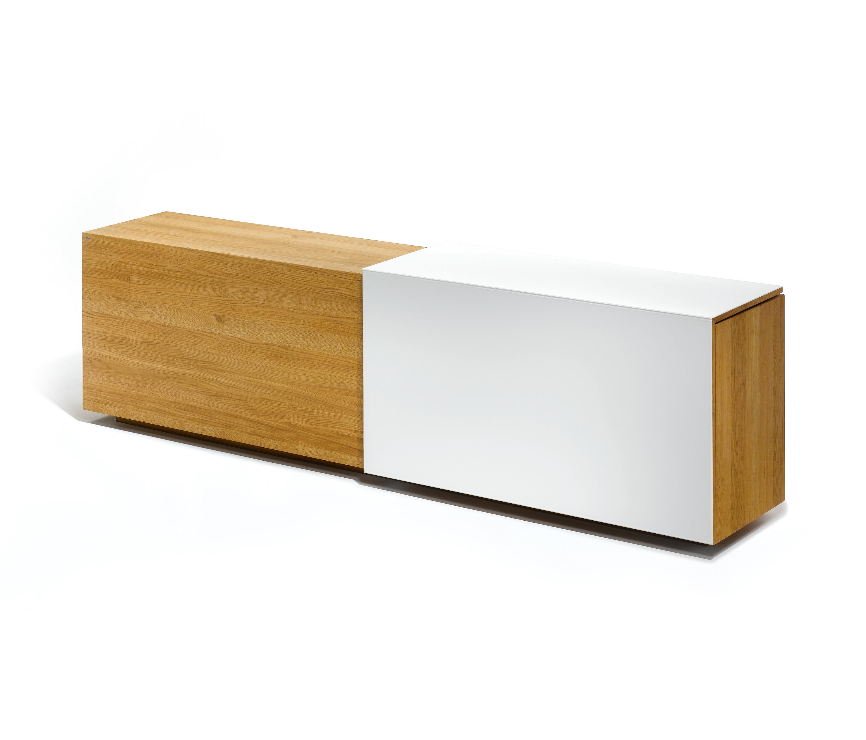 cubus sideboard sideboards from team 7 architonic. Black Bedroom Furniture Sets. Home Design Ideas
