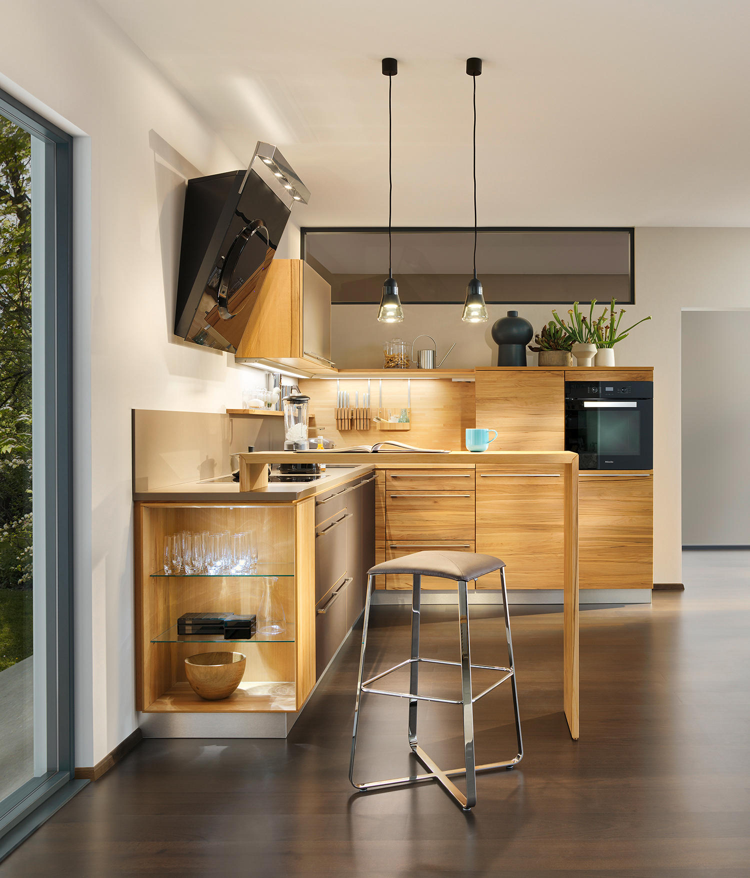 Küche team 7  L1 KITCHEN - Fitted kitchens from TEAM 7 | Architonic