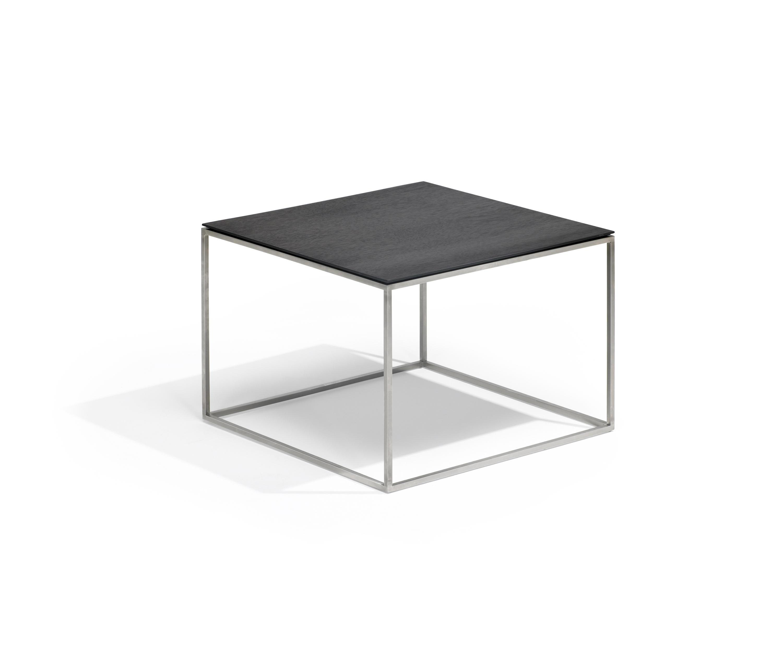 Cubic Coffee Table - Bone Concrete