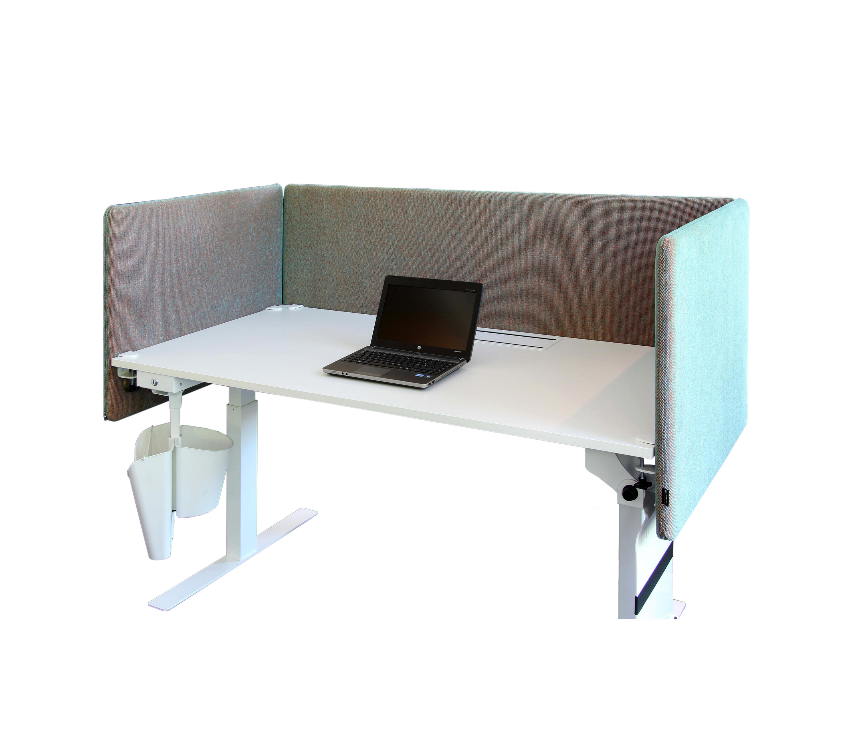 ScreenIT A30 Booth By Götessons | Table Dividers