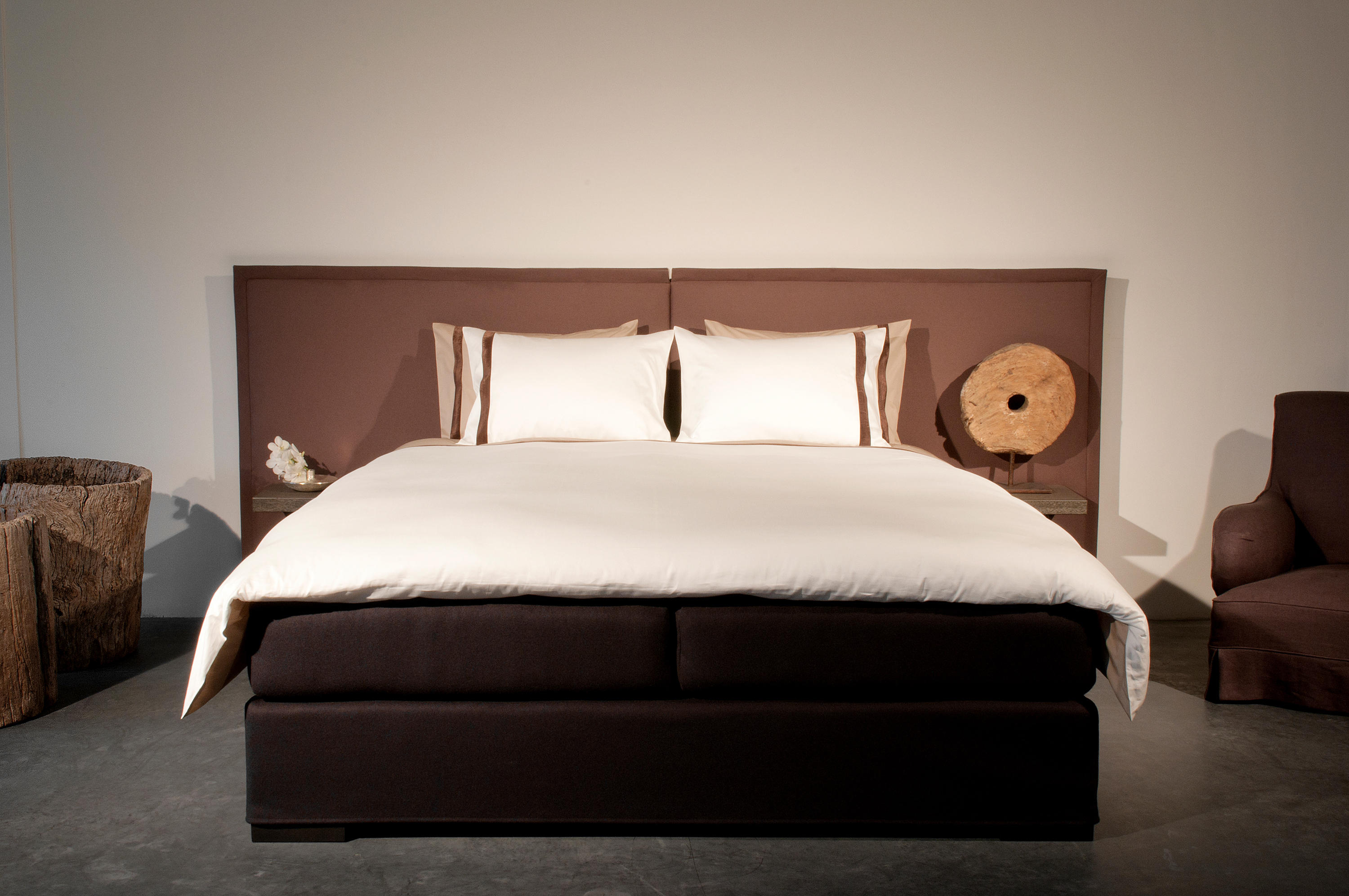 Hand Made Beds ~ La lune headboard bed headboards from nilson