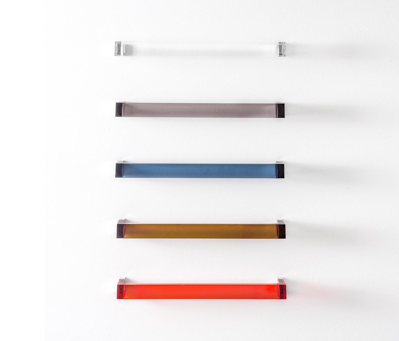 rail - porta asciugamani kartell | architonic - Kartell Arredo Bagno