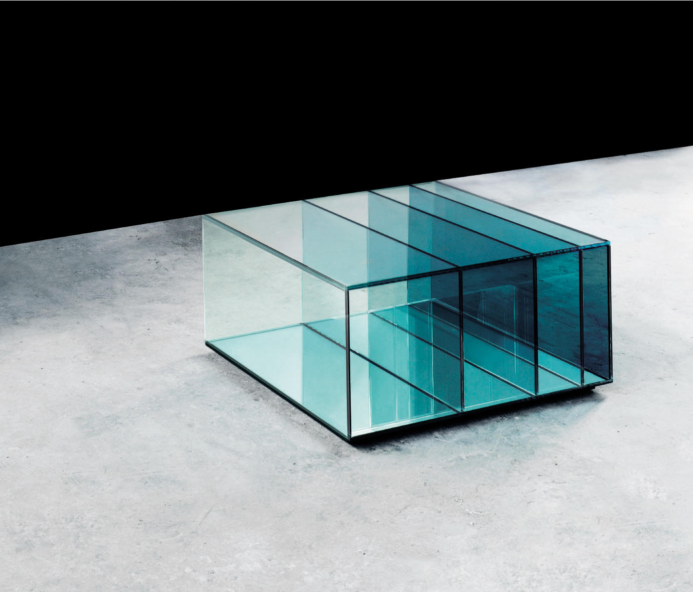 Deep Sea By Glas Italia Coffee Tables