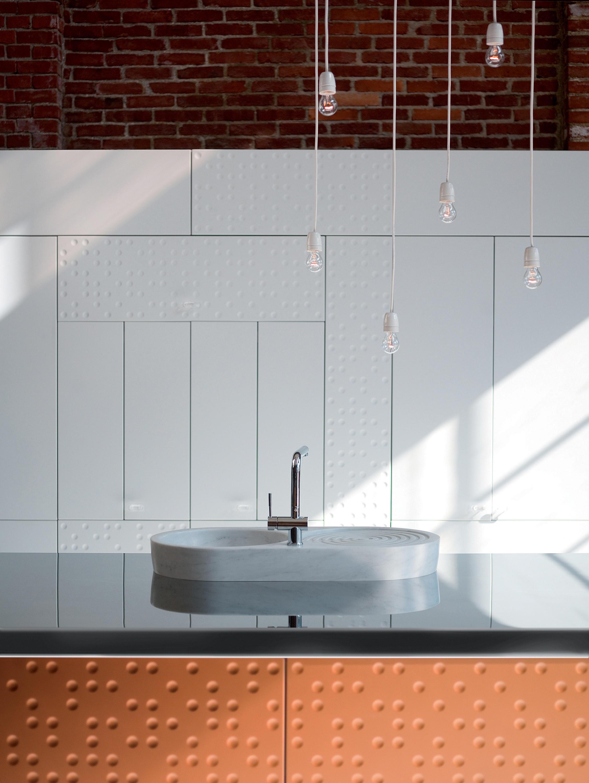 kucheninsel design schiffini bilder, mesa - einbauküchen von schiffini | architonic, Design ideen