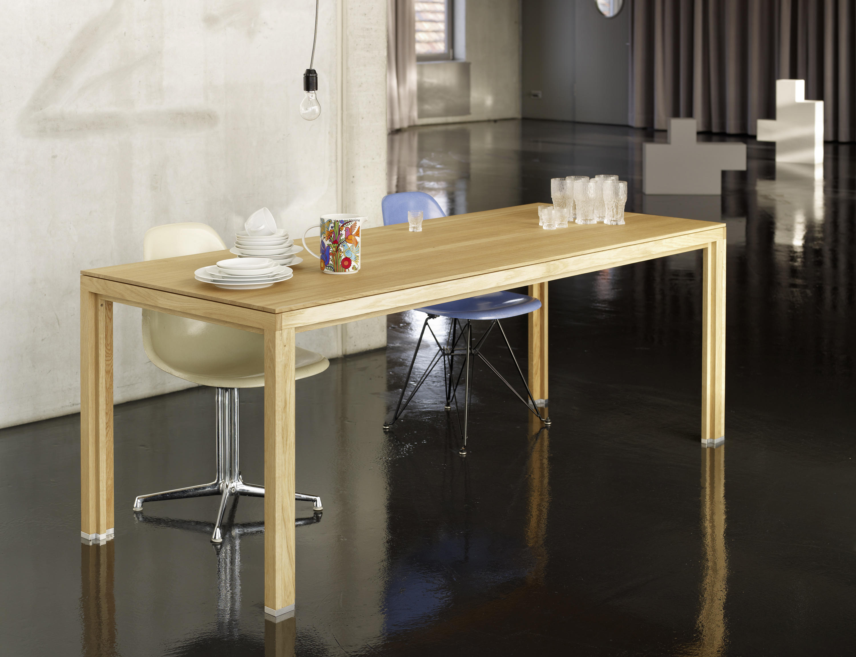 GASTRONOMY TABLE OAK TOP - Restaurant tables from Alvari | Architonic