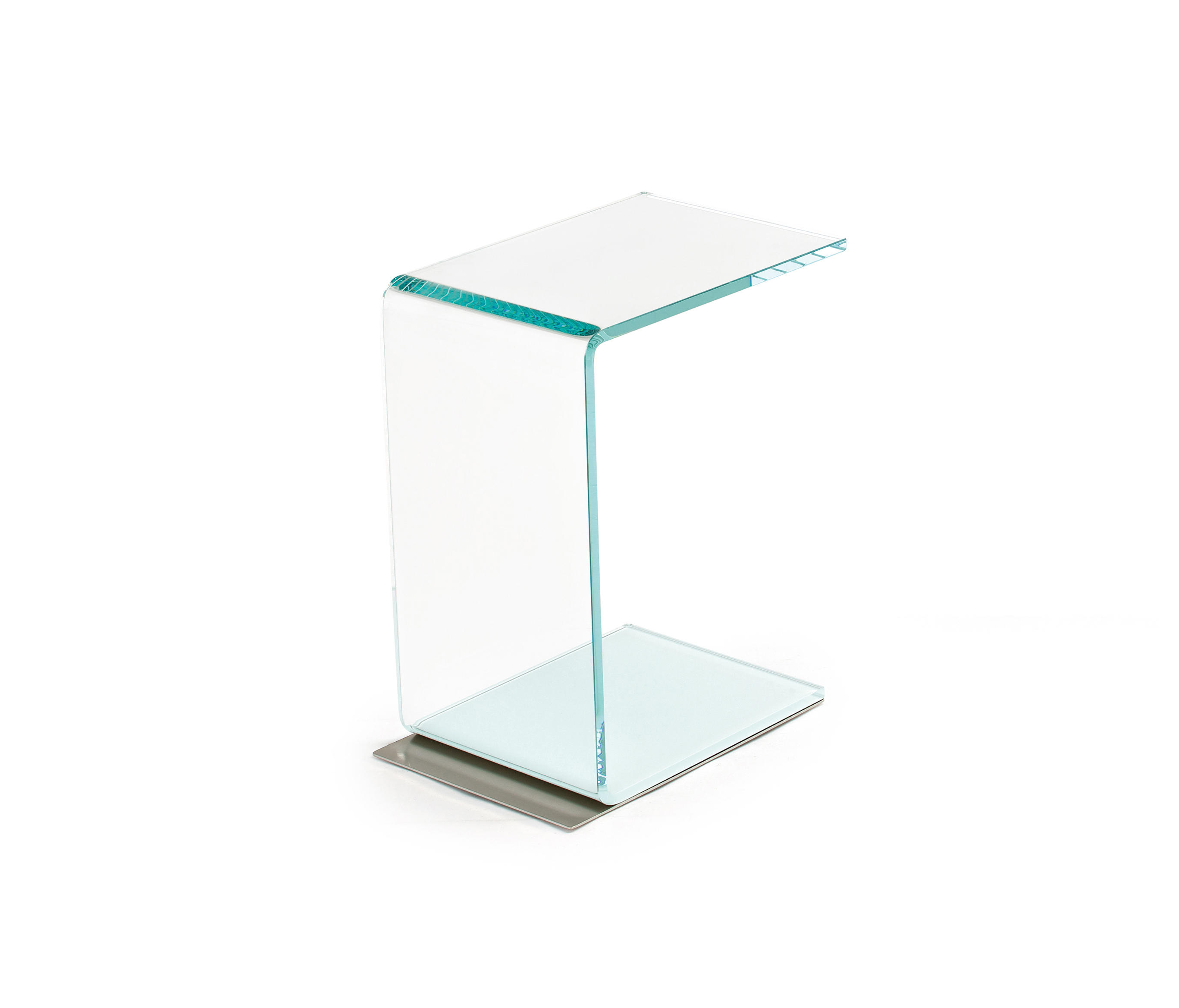 Wonderful Swan Clear By Sovet | Side Tables ...