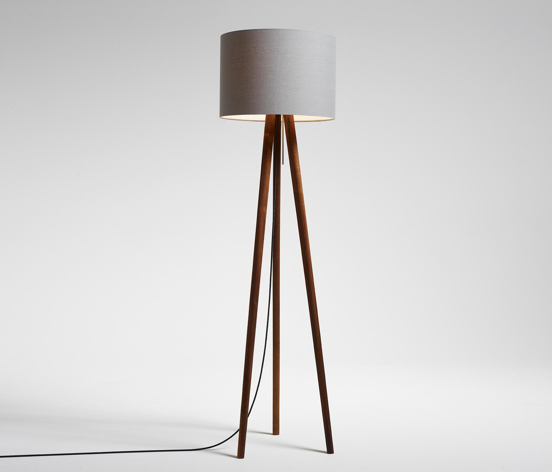 Sten Linum Floor Lamp By Domus Free Standing Lights