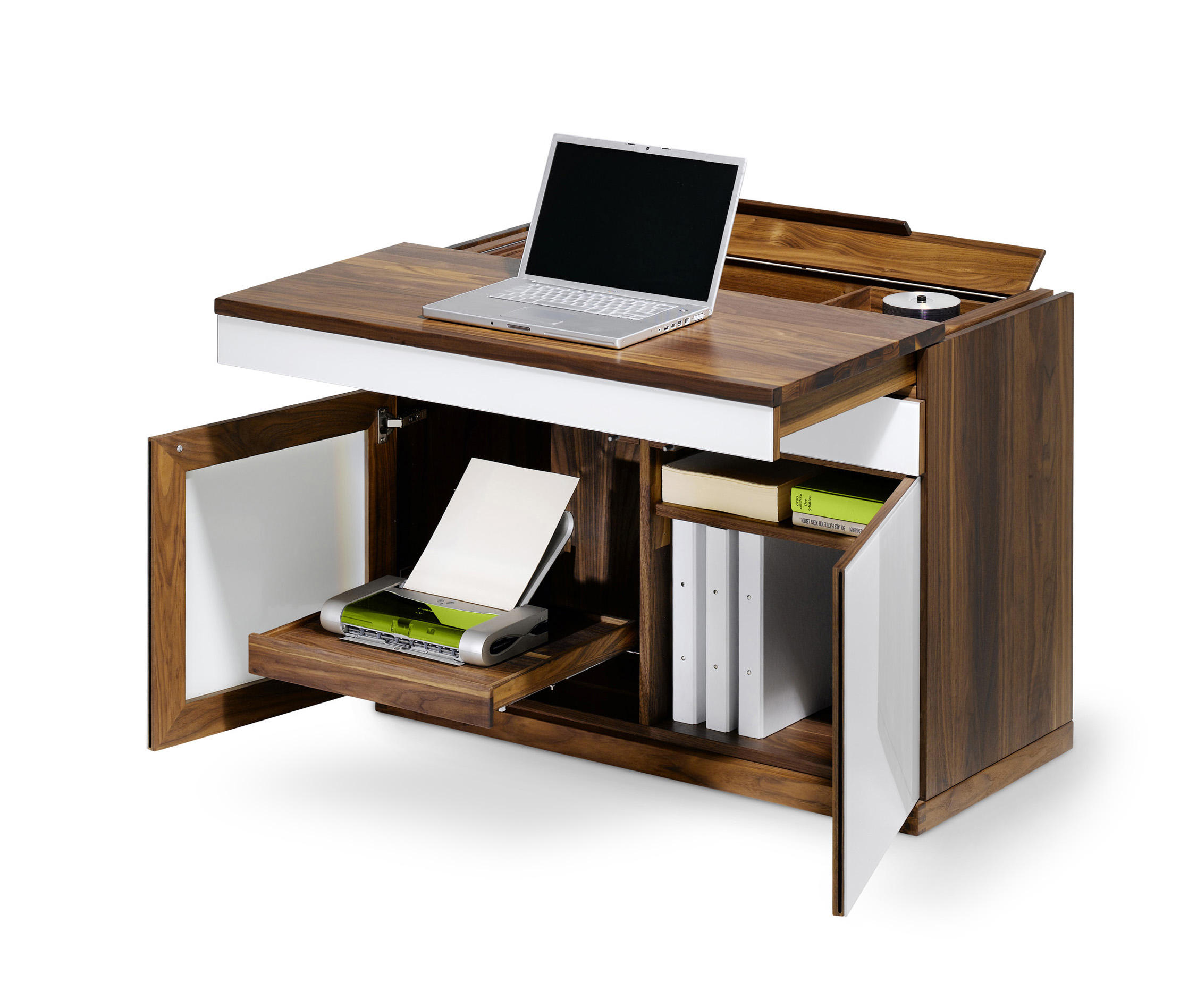 cubus writing desk bureaus from team 7 architonic. Black Bedroom Furniture Sets. Home Design Ideas