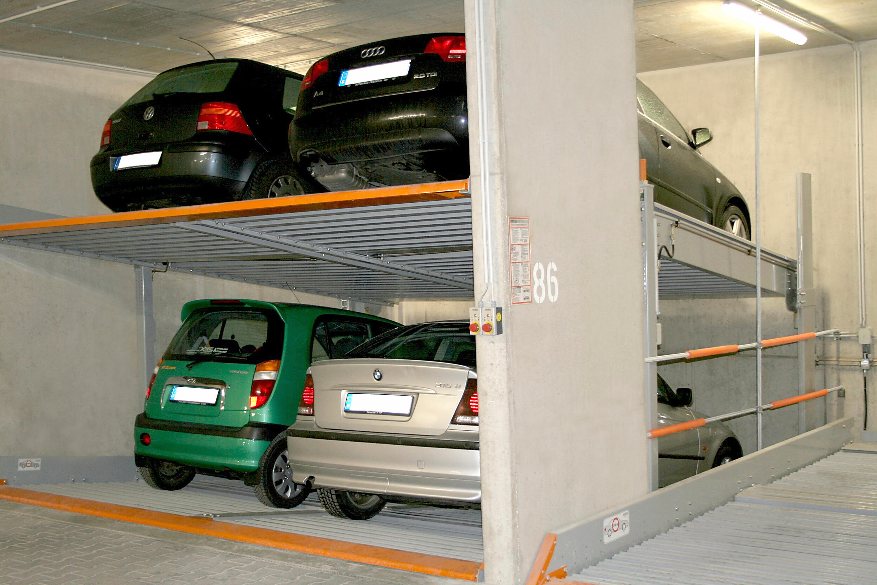 ... MultiVario 2082 by KLAUS Multiparking | Car parking systems ...