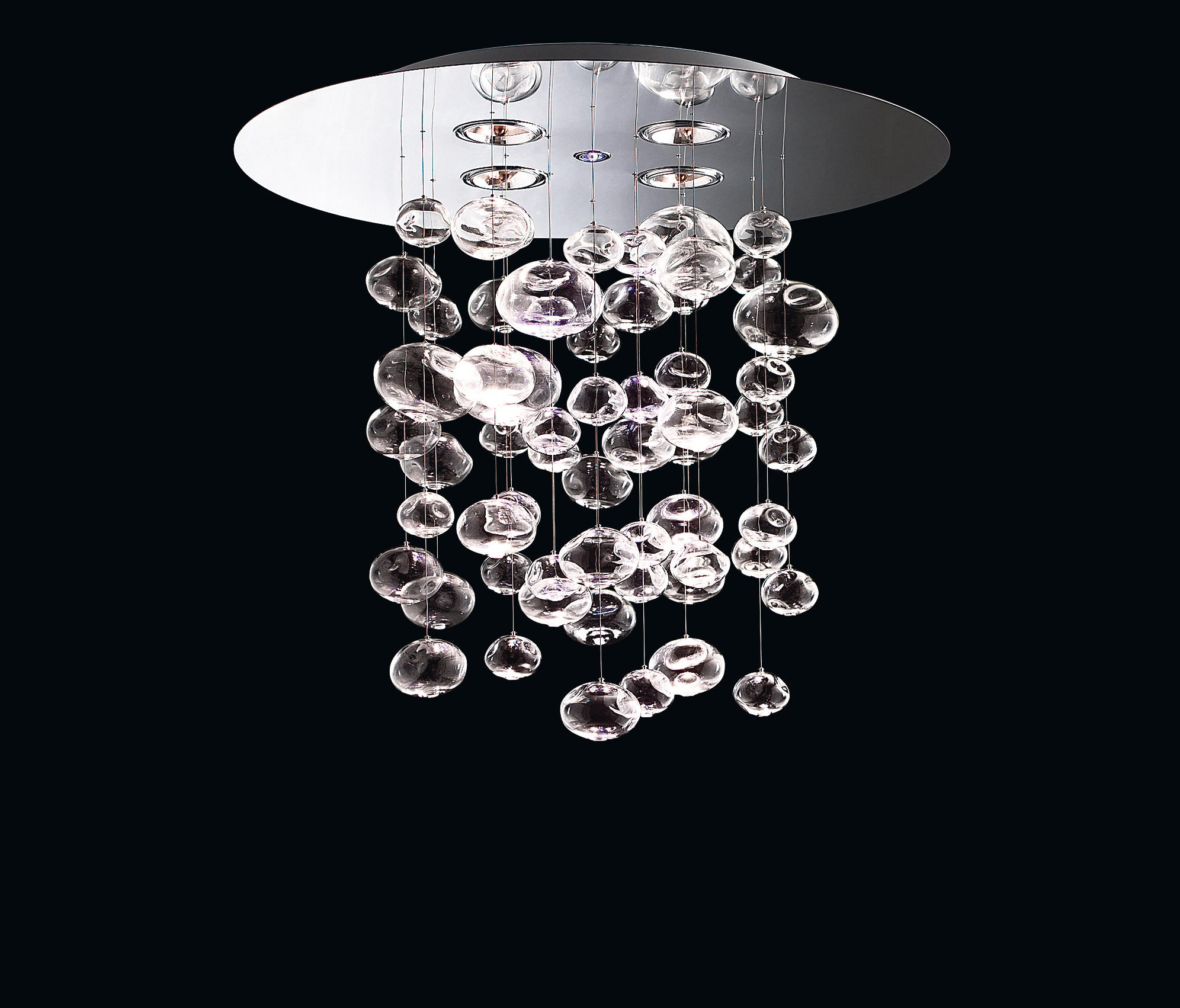 Ether 90 S By Leucos Usa Suspended Lights