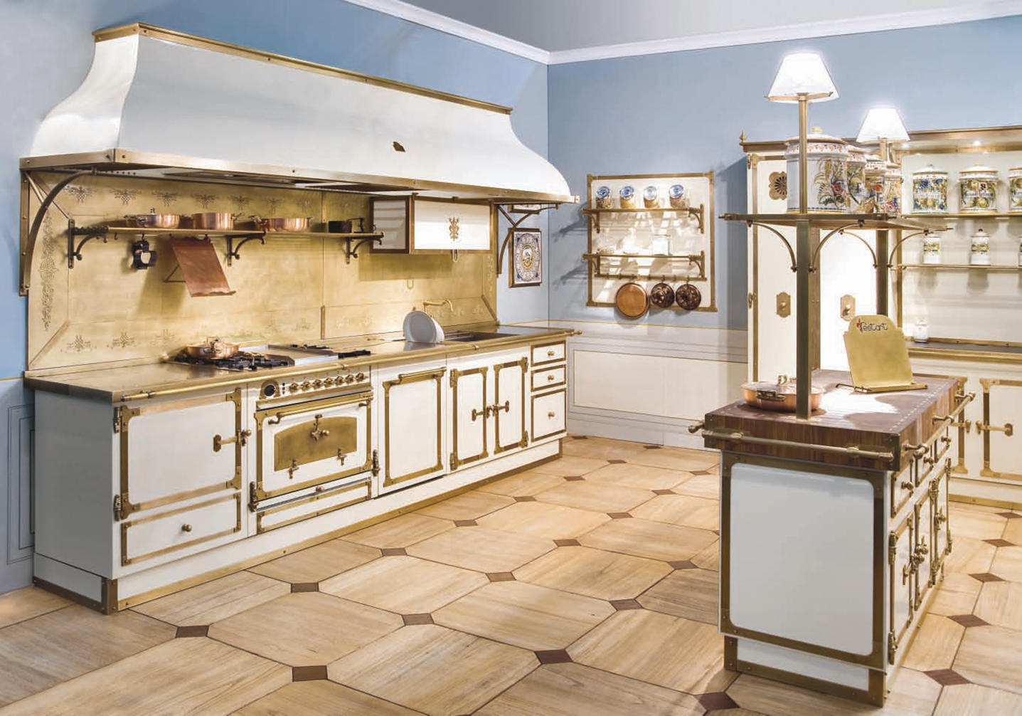 Guicciardini Palace Kitchen Fitted Kitchens From