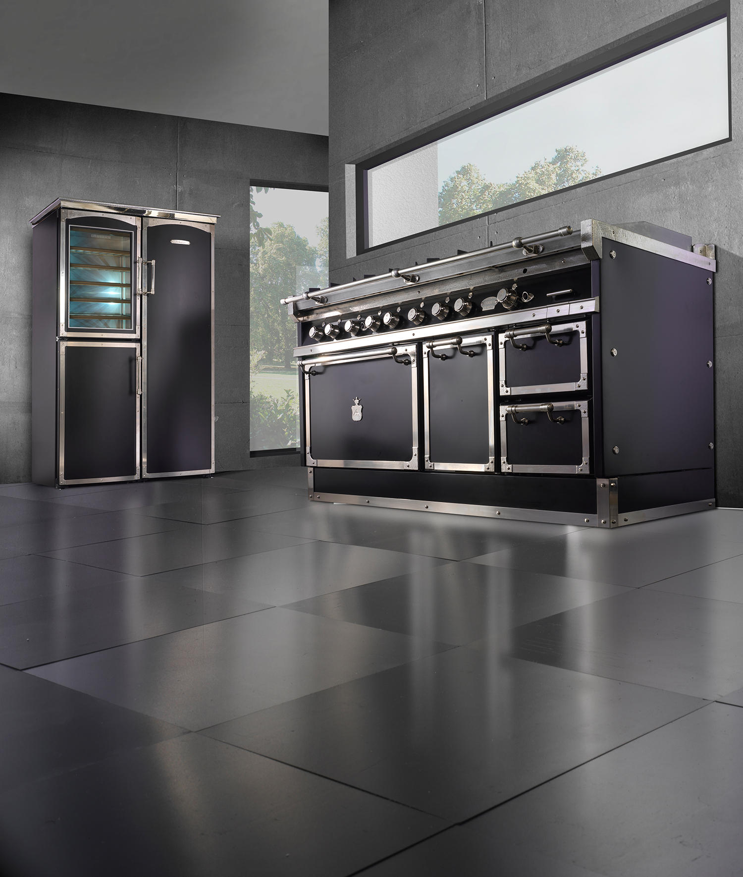 Cooking Machine P70 Ovens From Officine Gullo Architonic