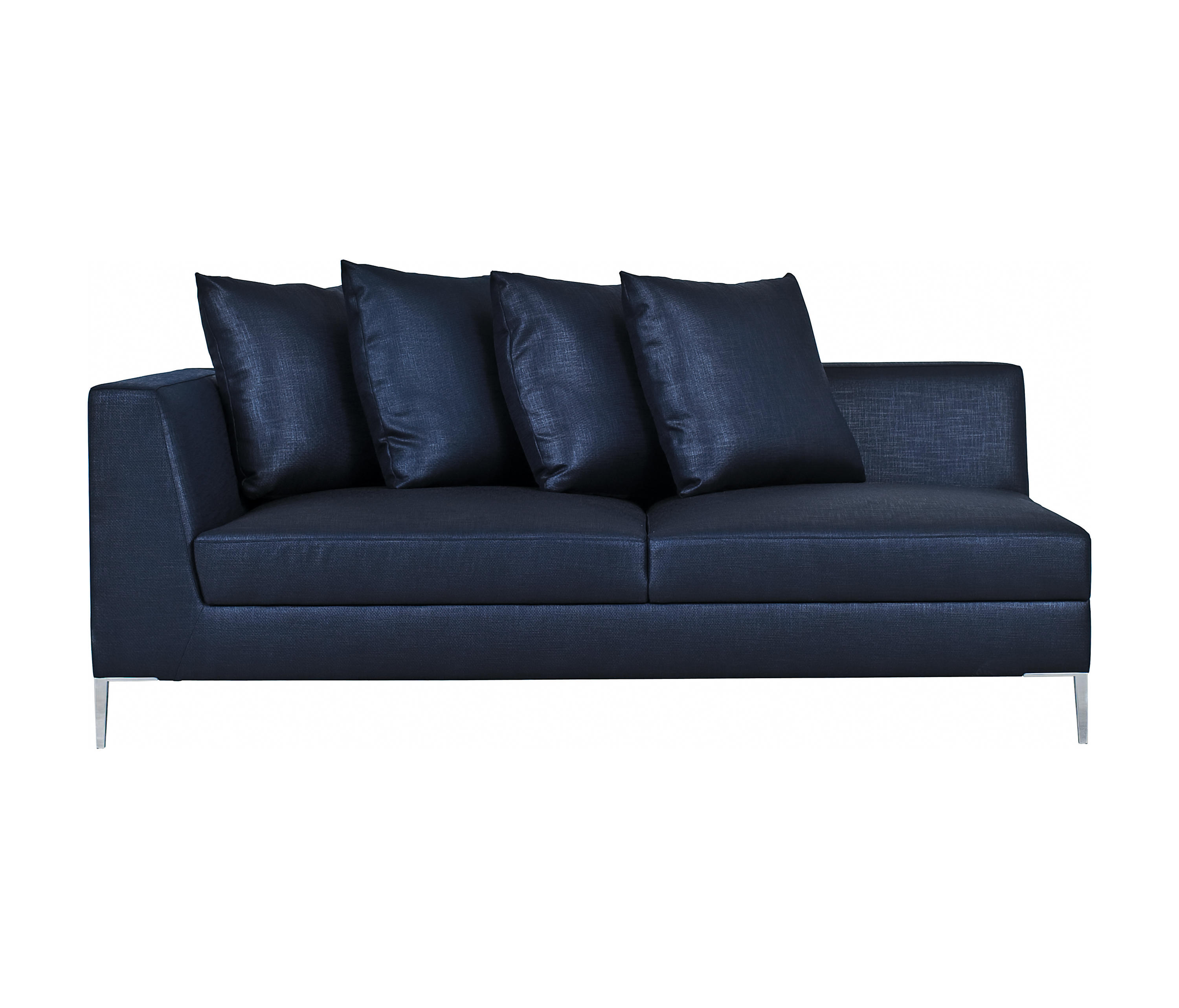 Jean Louis 2seater Single Arm Sofa By Time Style Sofas