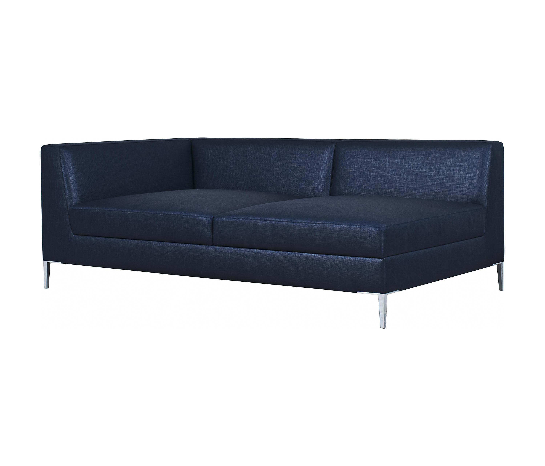 Single Arm Sofa Hughes Chaise Joybird TheSofa