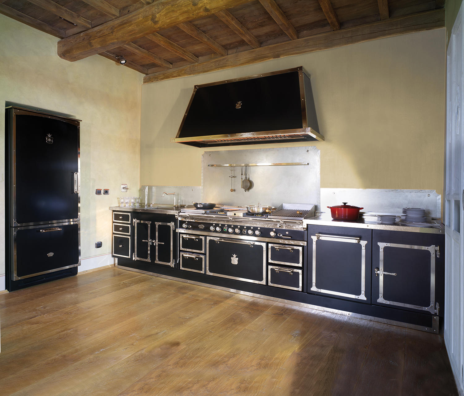 Tornabuoni Palace Kitchen Fitted Kitchens From Officine