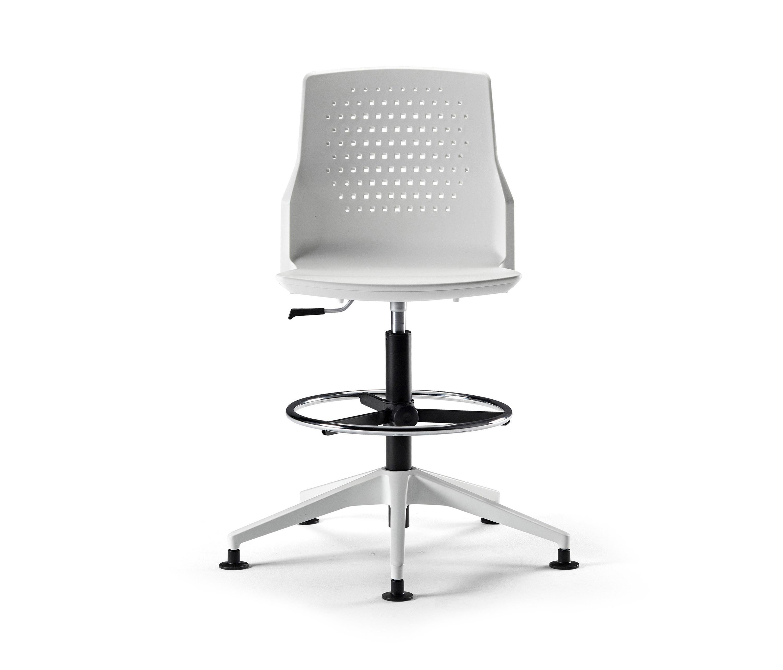 Uka silla sillas de trabajo altas de actiu architonic for Sillas para trabajo